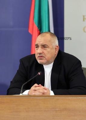 Борисов обвини президента, че е сценарист на антиправителствените протести