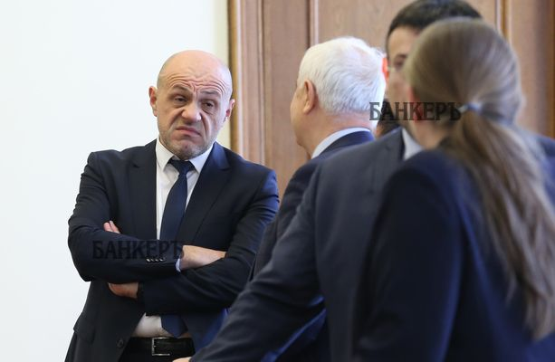 И трите варианта пред ГЕРБ са лоши, призна Томислав Дончев