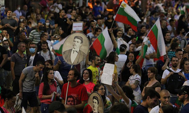 Протестите на живо: Ден 10