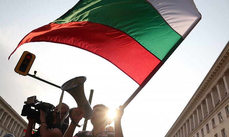 Антиправителствени протести в страната и чужбина /снимки и видео/